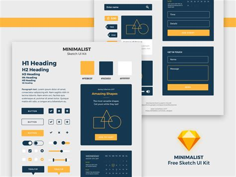 download pattern ui free psd ui kits download design graphic design junction