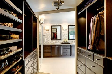 bathroom walk in closet designs master bath walk in closet and powder room remodel