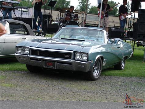 buick gs400 1968 buick gs400 convertible