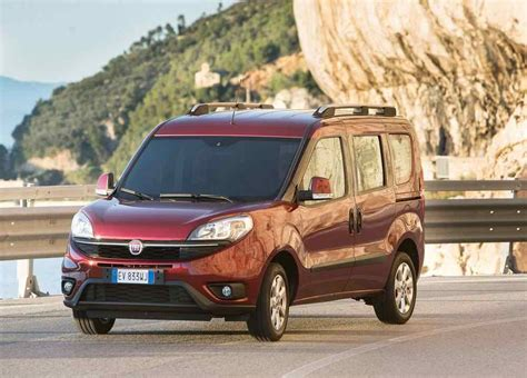Fiat Doblo 2019 by New 2018 2019 Fiat Doblo Restyling Of The Second