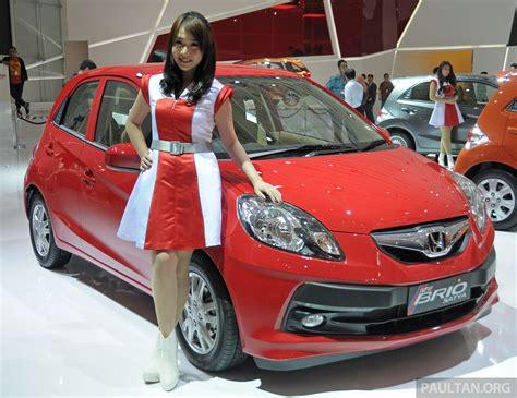 honda brio price indonesia gallery honda brio satya low cost hatch at iims
