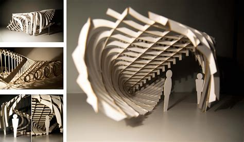 Paper Folding Architecture - 18 best photos of newspaper origami structure paper