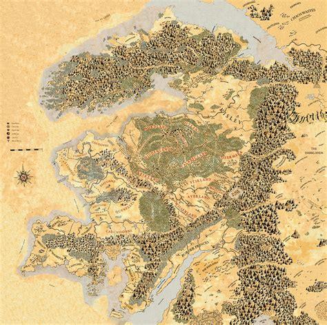 warhammer map caign map for total war warhammer totalwar