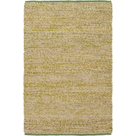 grass green area rug artistic weavers danbury grass green 8 ft x 10 ft area rug s00151084121 the home depot