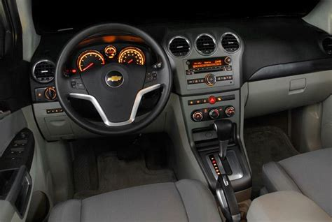 chevrolet captiva interior 2012 chevrolet captiva sport interior cars