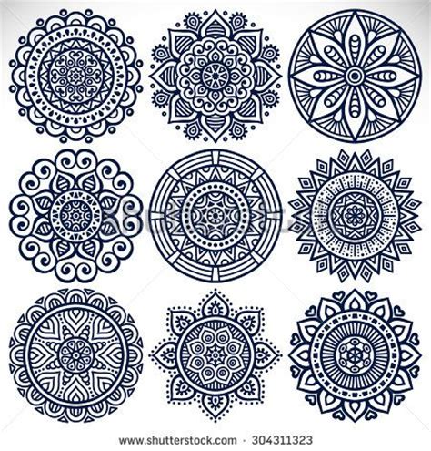 tattoo oriental mandala mandalas vintage decorative elements oriental pattern