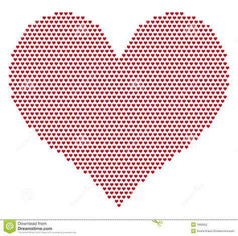 z pattern heart sounds heart grid pattern stock photo image 7990650