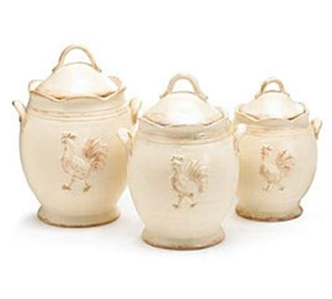 country kitchen canisters rooster provence ceramic country kitchen