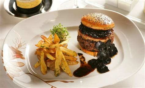 most cuisines most expensive burgers in the top ten list