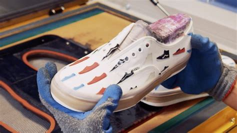 vans pattern corp watch how vans can now put any custom design on your shoes
