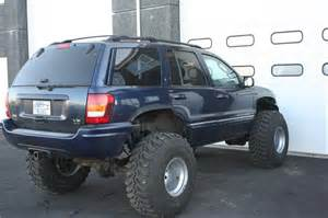 jeep grand wj cut out fender flares html autos