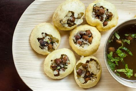 asma cuisine puchkas with tamarind water by asma khan s darjeeling