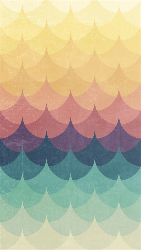 beautiful collection  geometric wallpapers  iphone