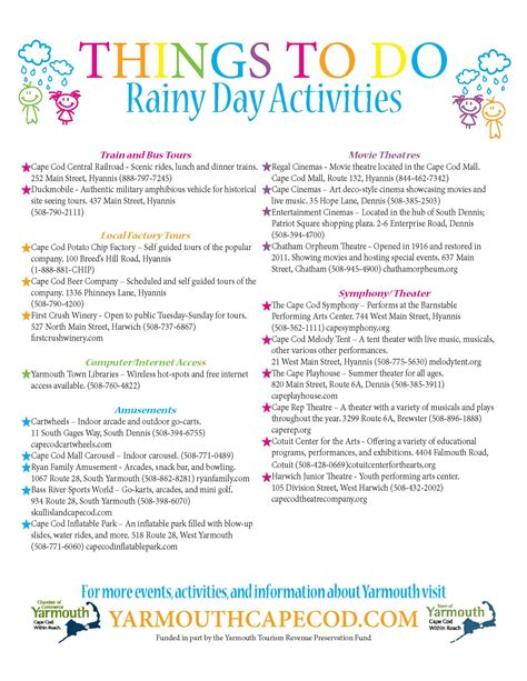 things to do in s day things to do yarmouth cape cod ma