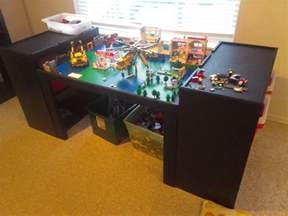 ikea hack lego table nanny mcphee goes to school