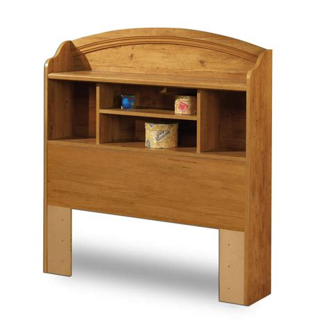 twin bed with bookcase headboard south shore prairie twin bookcase headboard 39 quot by oj