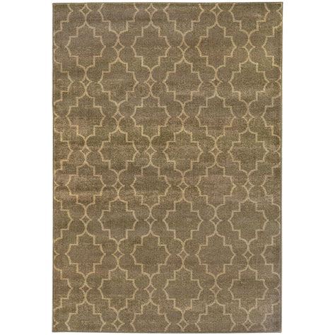 10 x 9 area rug 10x13 brown all damask crosshatch area rug sphinx