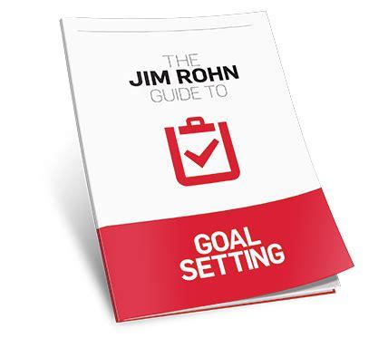 Jim Rohn Goal Setting Worksheet by Jim Rohn Goal Setting Worksheet The Large And Most