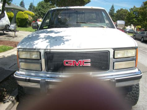 how to learn all about cars 1992 gmc rally wagon 3500 head up display 1992 gmc z 71 4x4 for sale gmc sierra 1500 z 71 1992 for sale in castro valley california