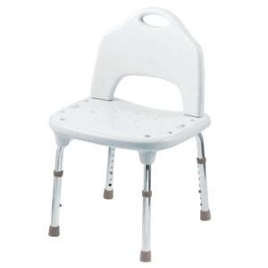 moen plastic adjustable shower chair in white dn7060 the
