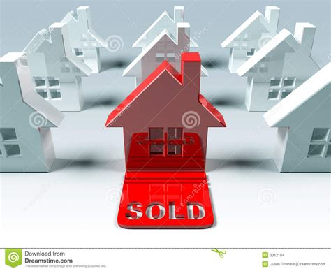real estate houses sold real estate sold stock images image 3312184