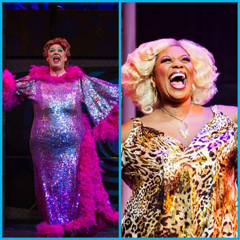 haarspray matt matt rixon brenda edwards join cast hairspray uk tour