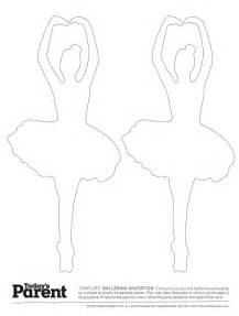 Ballerina Template by Ballerina Template Today S Parent