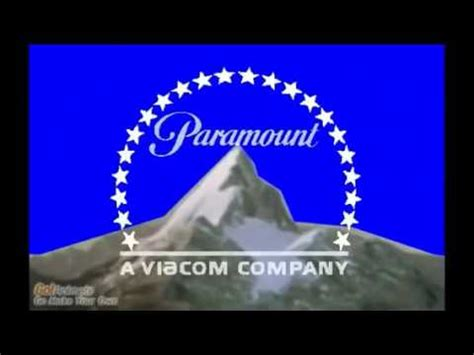 paramount home entertainment logo 2013 reversed