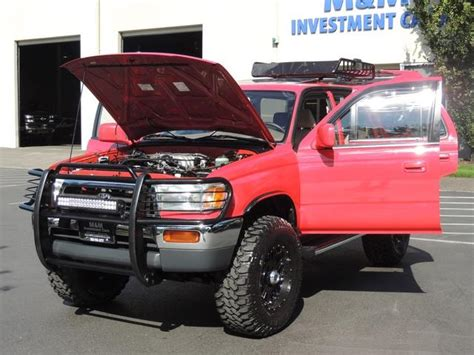 car maintenance manuals 1998 toyota 4runner on board diagnostic system 1998 toyota 4runner 4wd v6 3 4l 5 speed manual lifted 91k miles
