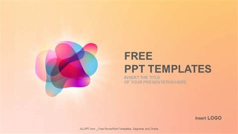 Color Bubbles Abstract Ppt Templates Powerpoint Color Templates