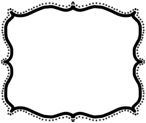 frame clipart clipart frame free clipground