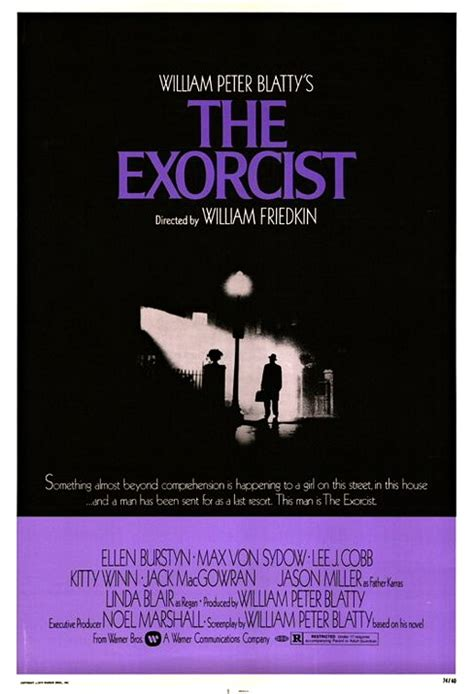 the exorcist film script every 70s movie the exorcist 1973 exorcist ii the