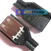 Soket Usb 3 0 Tipe Jantan jual soket usb kosong tipe betina usb socket connector