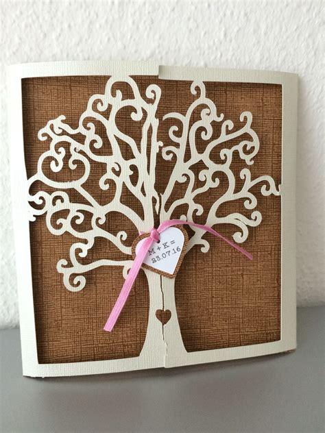 Einladung Hochzeit Karte by Einladung Zur Hochzeit Karte Zur Hochzeit Baum