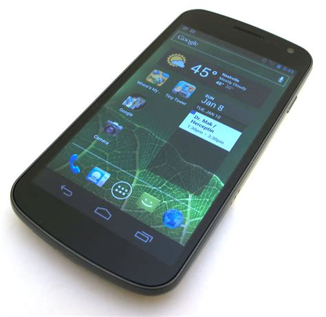 samsung galaxy nexus samsung galaxy nexus smartphone review the gadgeteer