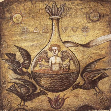 alchemy of the the sacred marriage of dionysos ariadne books homunculus monsters creatures wiki fandom powered by