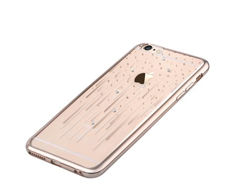 Softcase For Iphone 5 5s M E devia meteor with swarovski elements for iphone 5s