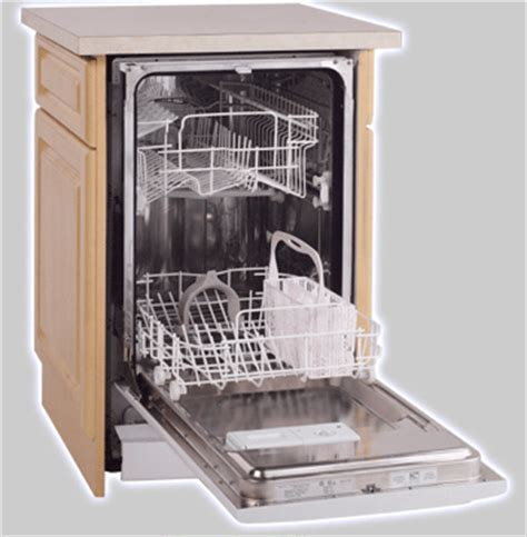 Apartment No Dishwasher Avanti 18 Inch Dishwasher