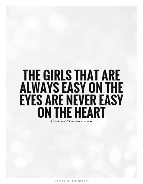 260522 easy on the eyes the girls that are always easy on the eyes are never easy