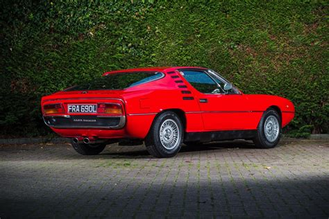alfa romeo montreal headlights red 1972 alfa romeo montreal is heading to auction