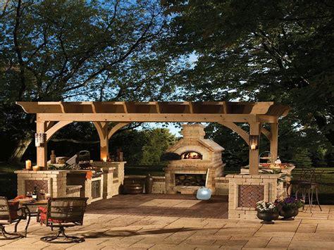 backyard city vesuvio grande brick oven 750