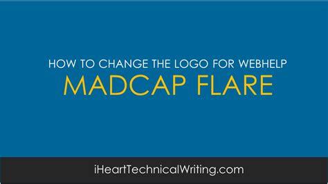 madcap flare templates madcap flare logo size and settings for webhelp
