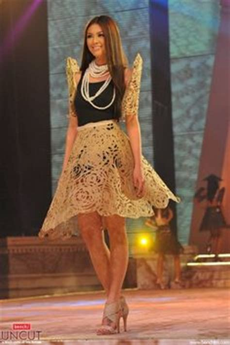 bench dress philippines filipiniana dress on pinterest light pink dresses zac posen and modern