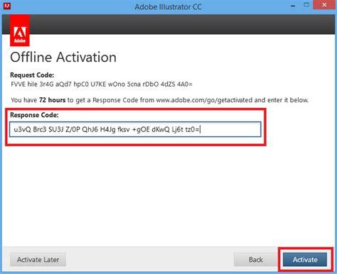 Adobe Illustrator Cs6 Response Code | hướng dẫn c 225 ch c 224 i đặt crack adobe illustrator cc full