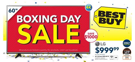 best buy sale best buy canada boxing day sale 2016 now live canadian