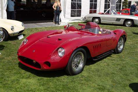 maserati 300s for sale maserati 300 s chassis 3069 2017 monterey auctions