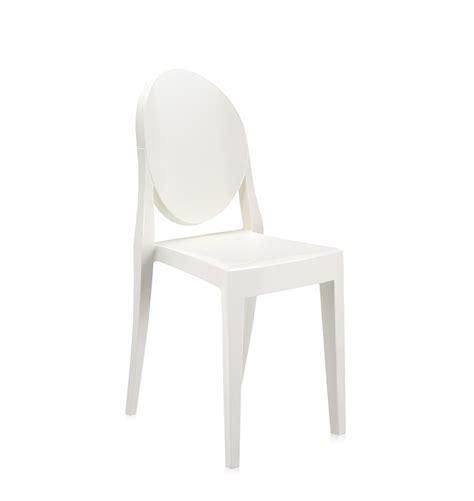 kartell sedia ghost kartell sedia ghost bianco policarbonato