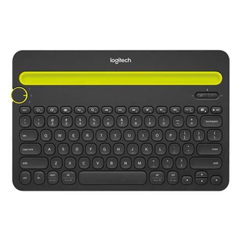 New Keyboard Bluetooth Untuk Tablet Pc Ios Android Pc Laptop logitech computer tastaturen und maus sets pairing der