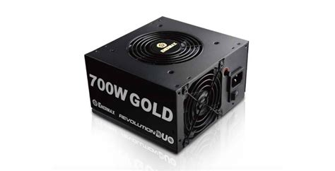 Enermax Revolution Duo 80 Gold 500w Erd500awl F enermax announces the revolution duo series power supplies