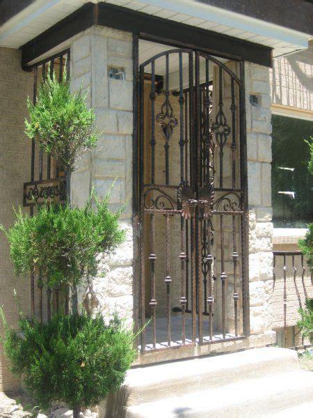 Front Door Fence 17 Best Gate Images On Entrance Doors Wrought Iron Doors And Wrought Iron Gates